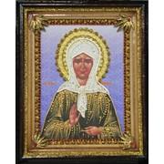 Икона Мотроны (Черкасы), иконы аналойные, иконы святых, купить иконы, цена на иконы, иконы от производителя. фото