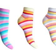 Женские хлопковые носки (демисезонные). Артикул 215 фото