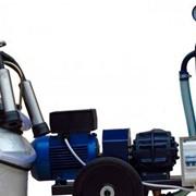 Агрегат индивидуального доения АИД-2/1 (сухой насос) фото
