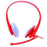 Красные наушники CMH-941 фото