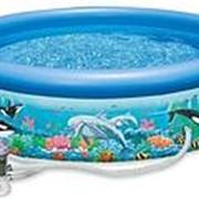 Надувной бассейн Intex 28136 фото