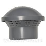 Зонт вентиляционный 110мм РосТурПласт фото
