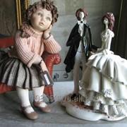 Реставрация керамики, фарфора и ценных пород дерева, декоративных изделий. фото