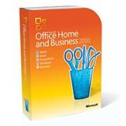 Офисные приложения Microsoft Office Home and Business 2010 BOX фото