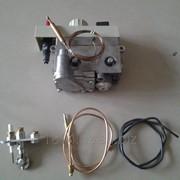 Газовый клапан с терморегулятором фото