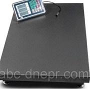 Весы товарные платформенные 600х800 мм фото