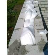 Пеноизол, Утепление пеной стеновых пустот  фото