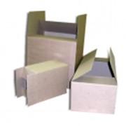 Четырехклапанные картонные ящики фото