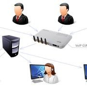VoIP телефония для диспетчерской службы такси или call-центра фото