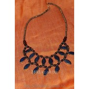 Антикварное ожерелье фото