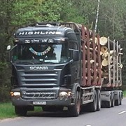 Аренда лесовоза Scania +375(29) 665-49-72 фото