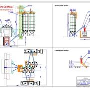 Оборудование для выгрузки цемента из вагонов фото