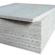 Гипсостружечная плита (ГСП) 2500х1250х10мм Влагостойкая фото