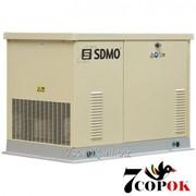Газовый генератор Sdmo RES 13 EC фото