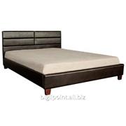 Кровать Джустина браун фото
