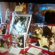Шоколадные подарки ручной работы. фото