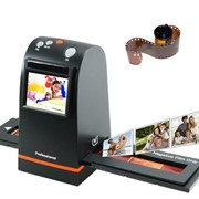 Сканер фотопленки с ЖК дисплем и слотом для CD карты (9Мп) фото