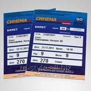 Билеты в кино фото