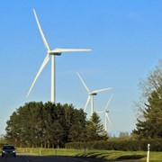 Лопасти ветроэлектрогенераторов фото