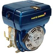 Двигатель Hatz одноцилиндровый 1B27 фото