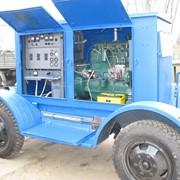 Дизельный электроагрегат АД-20Т/400-1Р фото