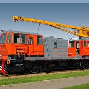Мотовоз погрузочно-транспортный МПТ-6 исполнение 2 фото