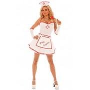 Светящийся костюм медсестры E-9057 фото
