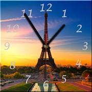 Настенные часы YouClock Париж фото