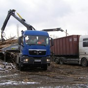 Предоставляем услуги по переработке древесины в щепу по всей Украине фото