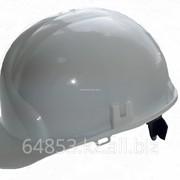 Каска защитная Лидер оранж белый КАС408 фото