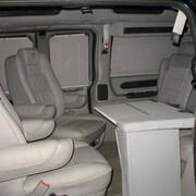 Переоборудование бронированных автомобилей в пассажирские фото