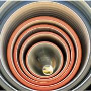 Планетарные Пилы TPCK для ПЭ и ПП Гофротруб от 50мм до 1200мм, резка ножом без стружки фото
