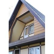 Фасадные панели из фиброцемента Cedar,купить,цена,фото,монтаж фото