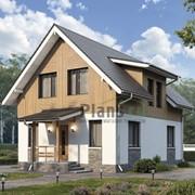 Дом из кирпича фото