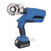 Пресс для опрессовки наконечников и гильз аккумуляторный РиКлайн ПНЭ300 фото