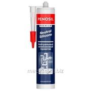 Силикон Penosil Sanitar 280 мл бел Артикул 59.10 фото