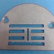 Игольная пластина для промышленных машин Зиг-заг фото
