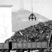 Переработка лома черных металлов фото