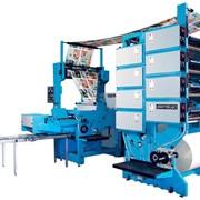 Рулонная печатная машина «Фактор – 90» фото