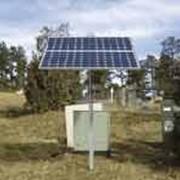 Монтаж солнечных энергосистем фото