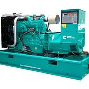 Трёхфазный дизельный генератор Cummins C550D5 400 кВт фото