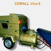 Машины бетонодоставочные, Бетононасосные установки CORALL Vira-9 , Купить , украина от производителя. фото