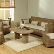 Мебель из абаки фото
