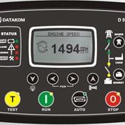 DATAKOM D-500 Многофункциональный контроллер управления генератором с Comm опцией фото