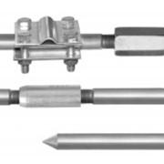 Комплект глубинно-модульного заземления Эко 6м (1,5/6) фото