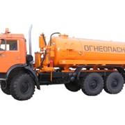 Автоцистерна нефтепромысловая 6613-20 / АВ-10-43118 (6х6) фото