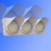 Noname Светофор 200 мм транспортный горизонтальный арт. СцП23356 фото