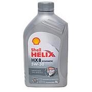 Shell Helix HX8 Synthetic 5w30 1л фото