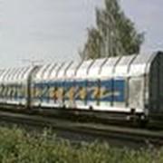 Перевозки железнодорожные фото