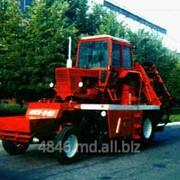 Машина ботвоуборочная монтируемая МКК-6-02. фото